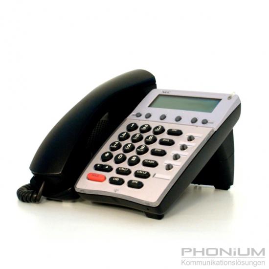NEC Telefonhörer für IP1WW-12TXH schwarz MwSt.